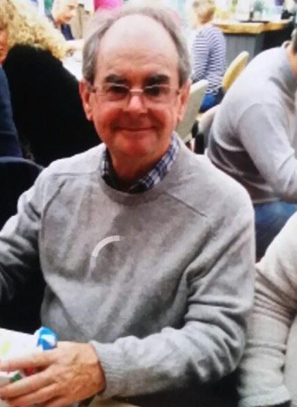 70-year-old Reginald Davies, missing from Newport, since June 14.