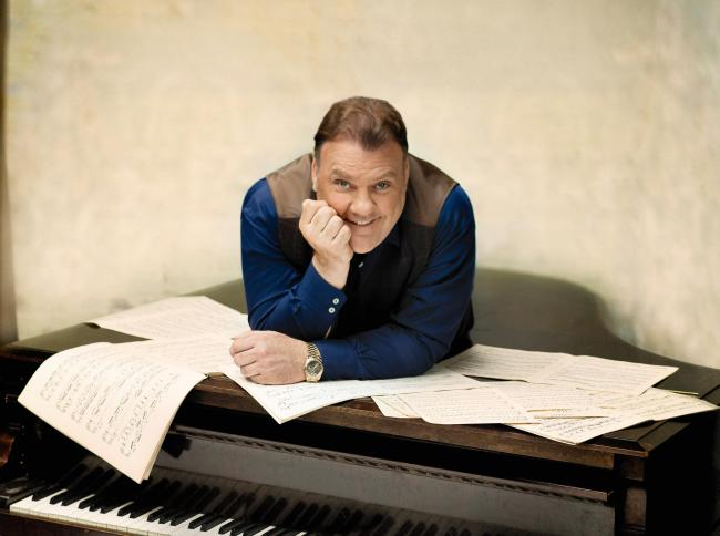 Bryn Terfel will be at Fishguard International Music Festival PICTURE: Mitch Jenkins/Deutsche Grammophon.