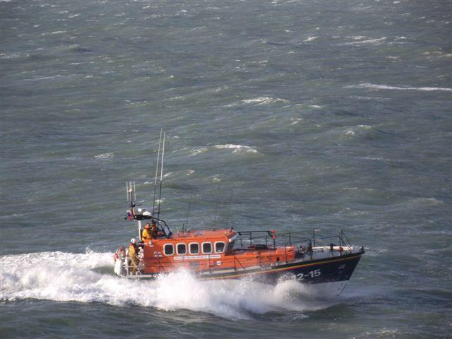 New Quay Lifeboat 'the Frank and Lena Clifford of Stourbridge'
