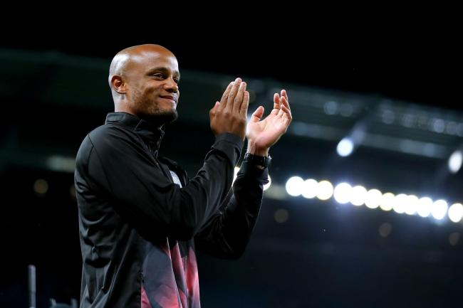 Vincent Kompany enjoyed his testimonial despite not playing