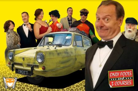 Only Fools and 3 Courses - Telford 04/04/2020