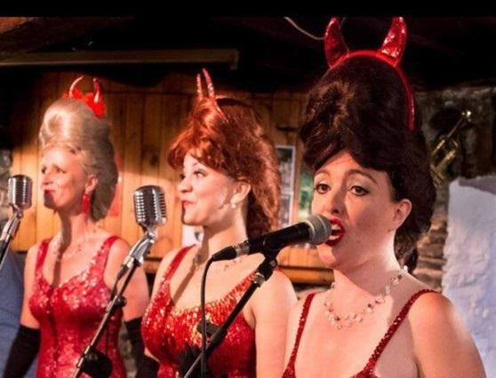 The Hornettes will be performing at the annual Amnesty International concert at Rhosygilwen