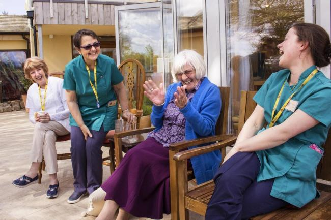 Skanda Vale Hospice is looking to recruit more volunteers to help expand its services