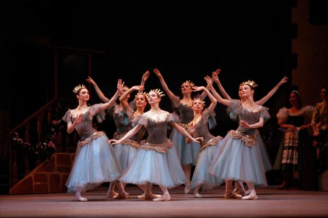 Coppelia: The Royal Ballet