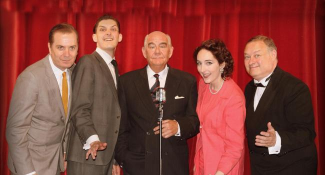 Round the Horne will be performed at the Torch Theatre on Thursday, February 20