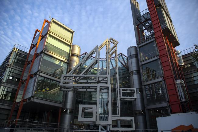 Channel 4's HQ