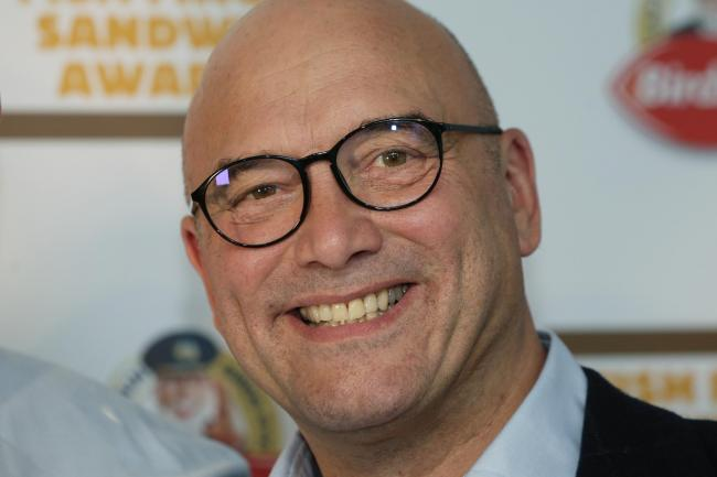 Gregg Wallace interview