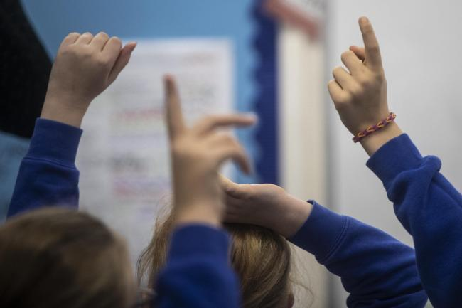 Can I keep my child at home? This is what the rules say as schools reopen (Archive photo)