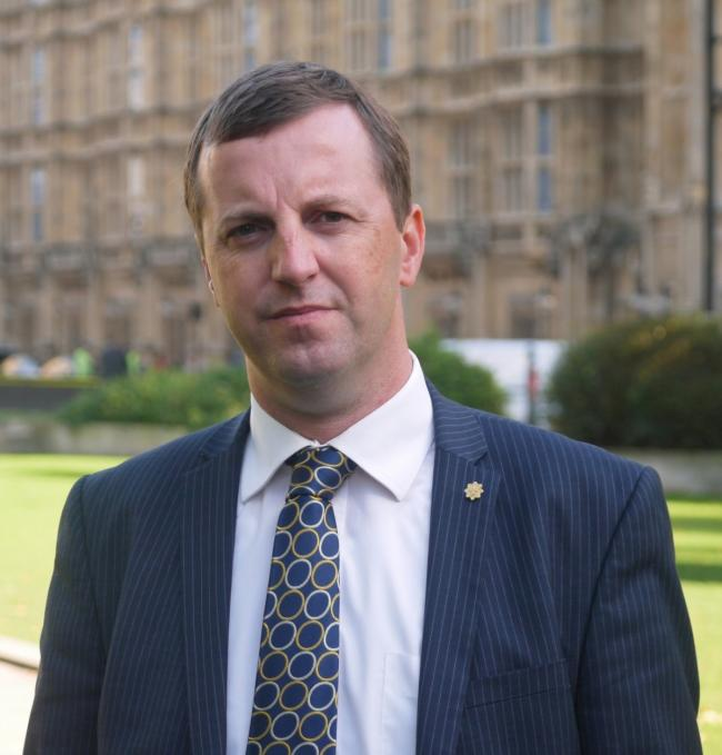 Carmarthen and East Dinefwr MP Jonathan Edwards has been arrested on suspicion of assault