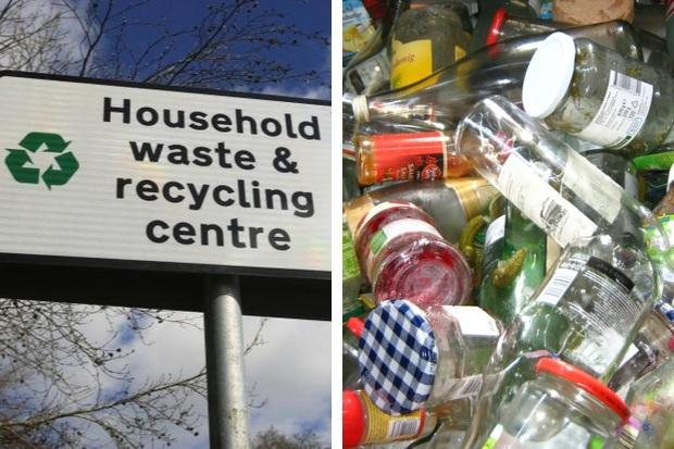 Strict new guidelines are being introduced as Ceredigion's rubbish tips prepare to reopen