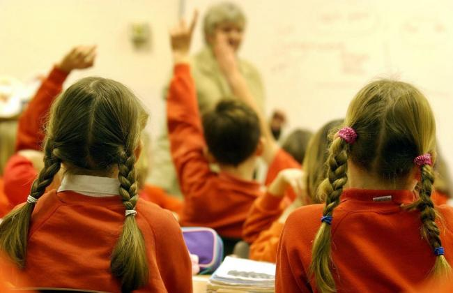 Plans are being drawn up for children to return to schools across Ceredigion. PICTURE: Barry Batchelor/PA Wire