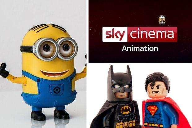 How to get Sky's brand new kids movie channel for free when it launches