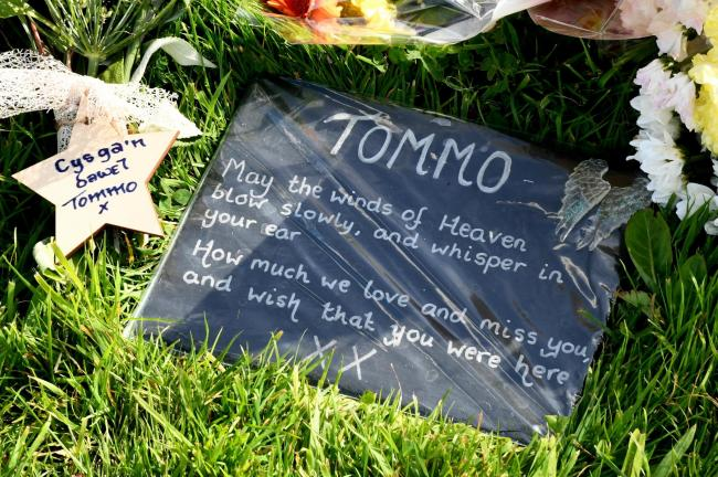 Tribute to Andrew Tommo Thomas