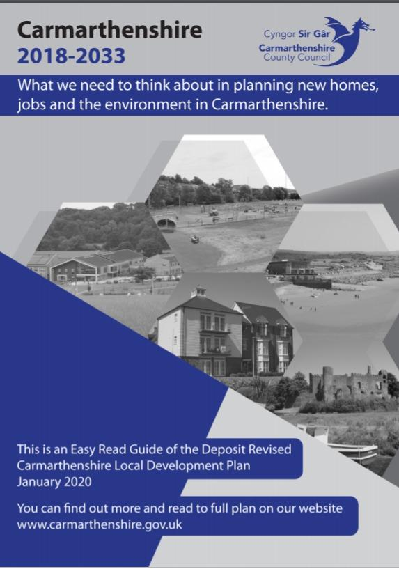 Have your say on the future of Carmarthenshire