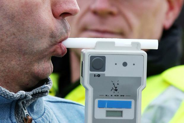A Cardigan drink-driver has been banned for 14 months