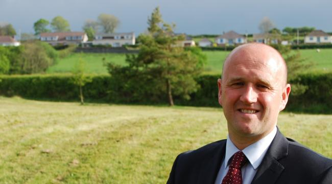 Dyfed-Powys PCC Dafydd Llywelyn is encouraging local groups in Cardigan to bid for funding