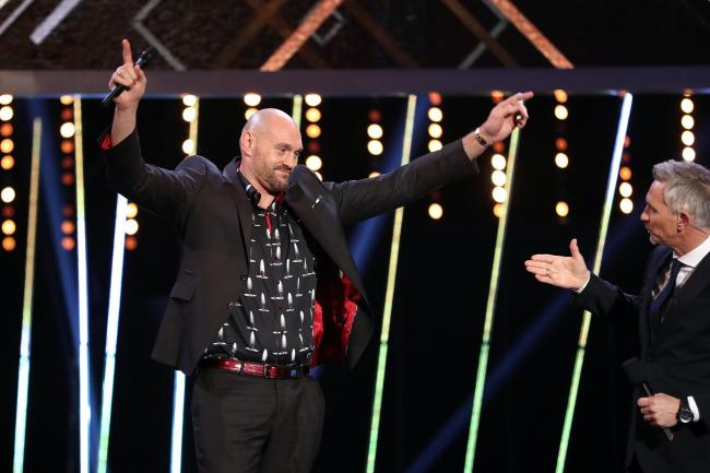 BBC Sports Personality of the Year 2018 – Live Show