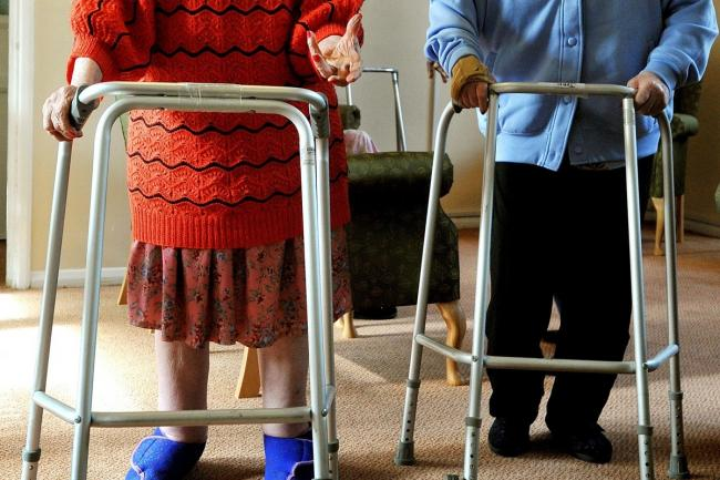 Social care services are under huge pressure in Carmarthenshire. PICTURE: PA Wire