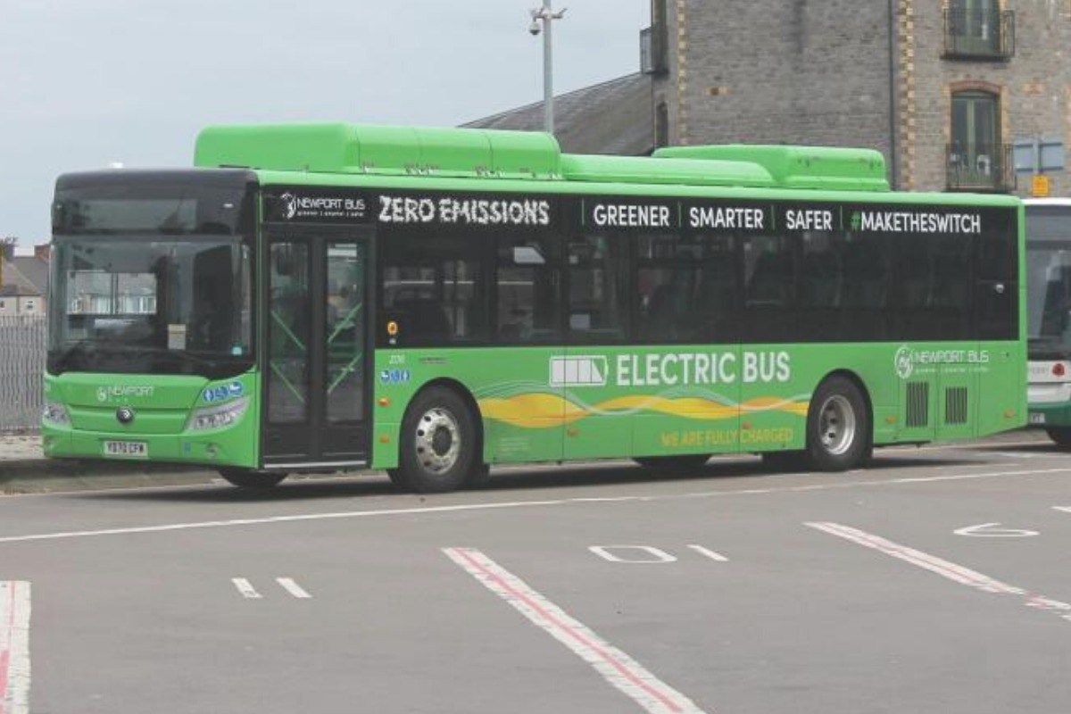 Carmarthenshire Council plans to introduce electric buses on rural routes