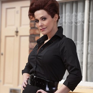 Kym Marsh will play the young Elsie Tanner in the Coronation Street musical