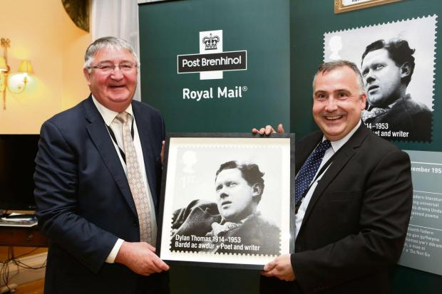 Tivyside Advertiser: MPs Mark Williams and Roger