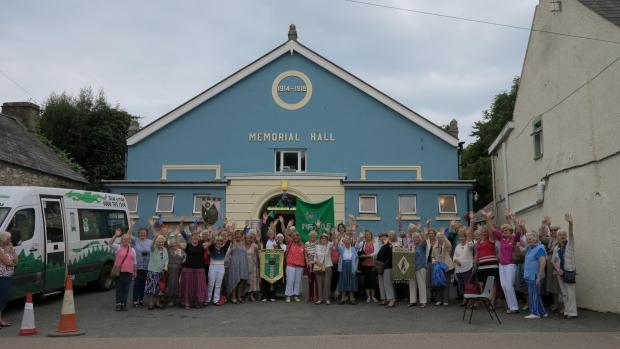 Preseli Group WI. Pic credit Norman High  (8600900)