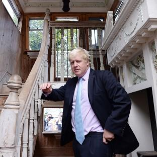 Boris Johnson is in the running for the safe Tory seat of Uxbridge and South Ruislip