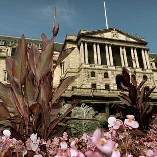 Eurozone interest rates at 0.05%