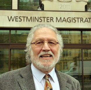 DJ Travis 'a groping opportunist'