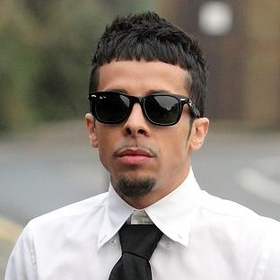 Dappy has been found guilty of a nightclub a