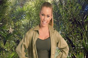 Kendra Wilkinson turns to Jake after I'm a Celebrity failure