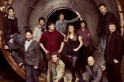 Festival favourites Bellowhead will be headlining Cardigan Castle's official opening concert in July