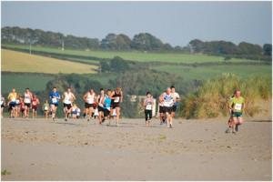 Calls to 'lace up your trainers' for the Poppit Sands 3 Race Series