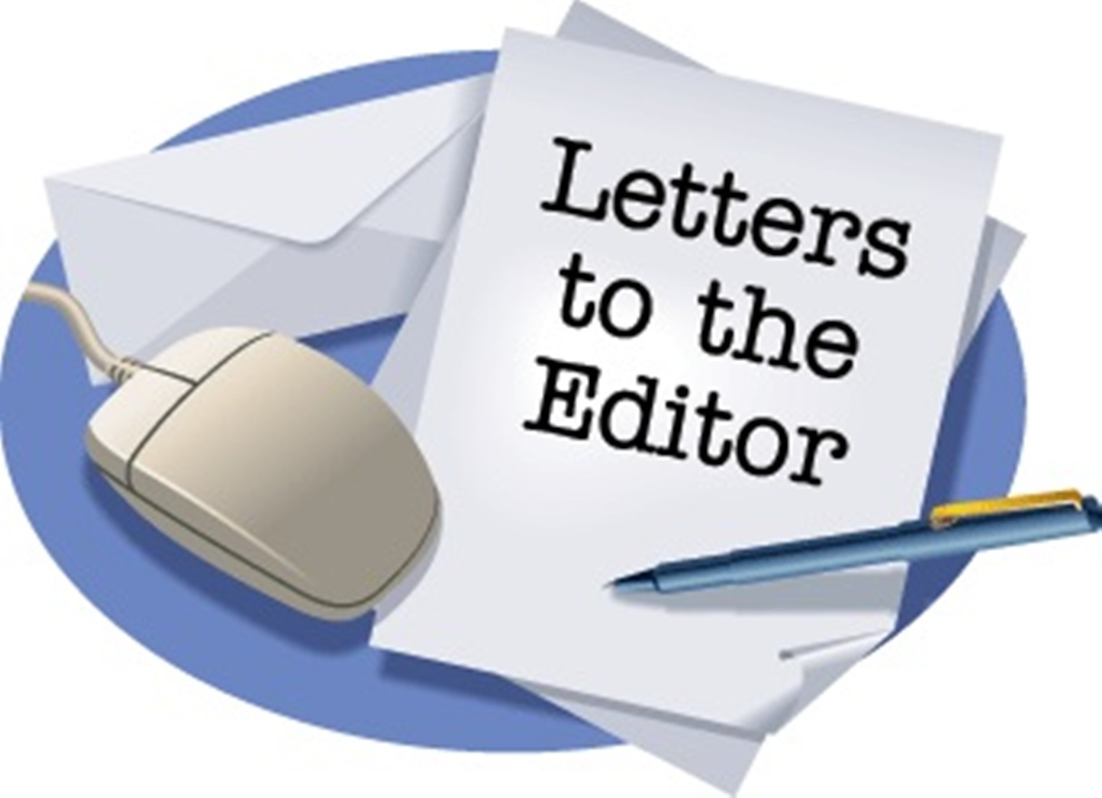 Letters to the editor - April 4, 2017
