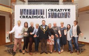 Tivyside Advertiser: Cardigan is set for its best ever Christmas thanks to a £30,000 grant from Visit Wales. The town will be the place to visit with a Festive Fortnight starting in early December with a packed programme of events and special attractions.