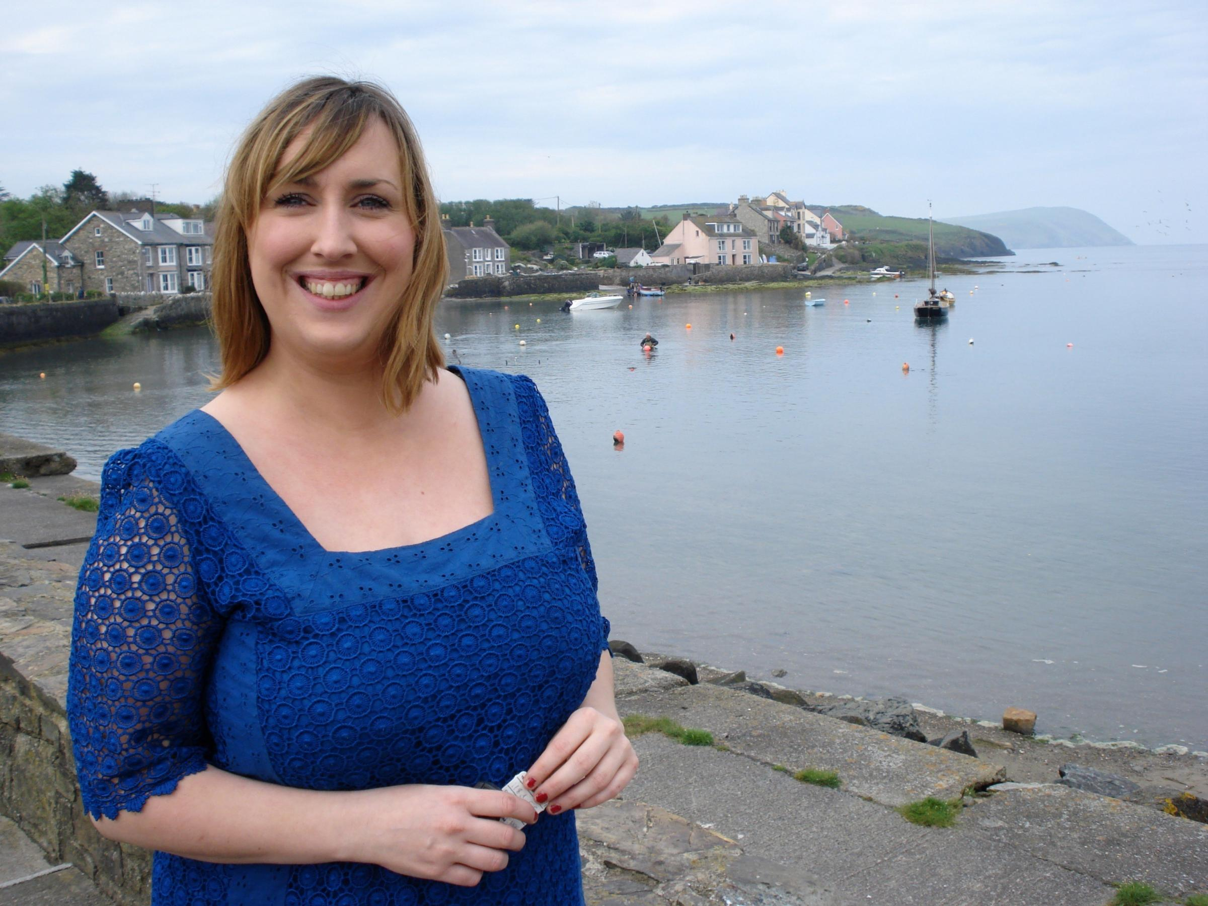 S4C will pay tribute to the late Sioned James on April7  in the programme Cofio Sioned James