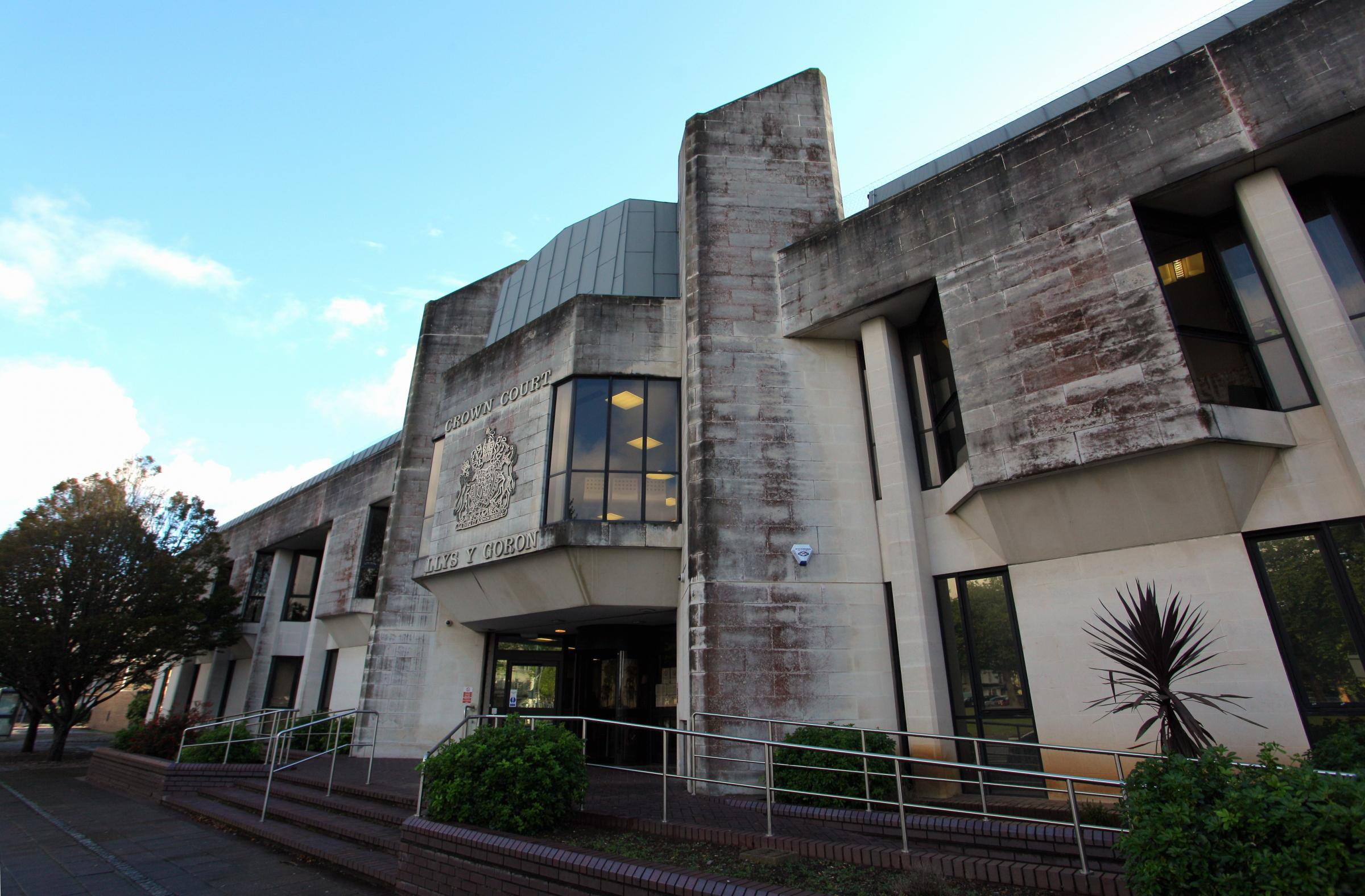 Swansea Crown Court file pics