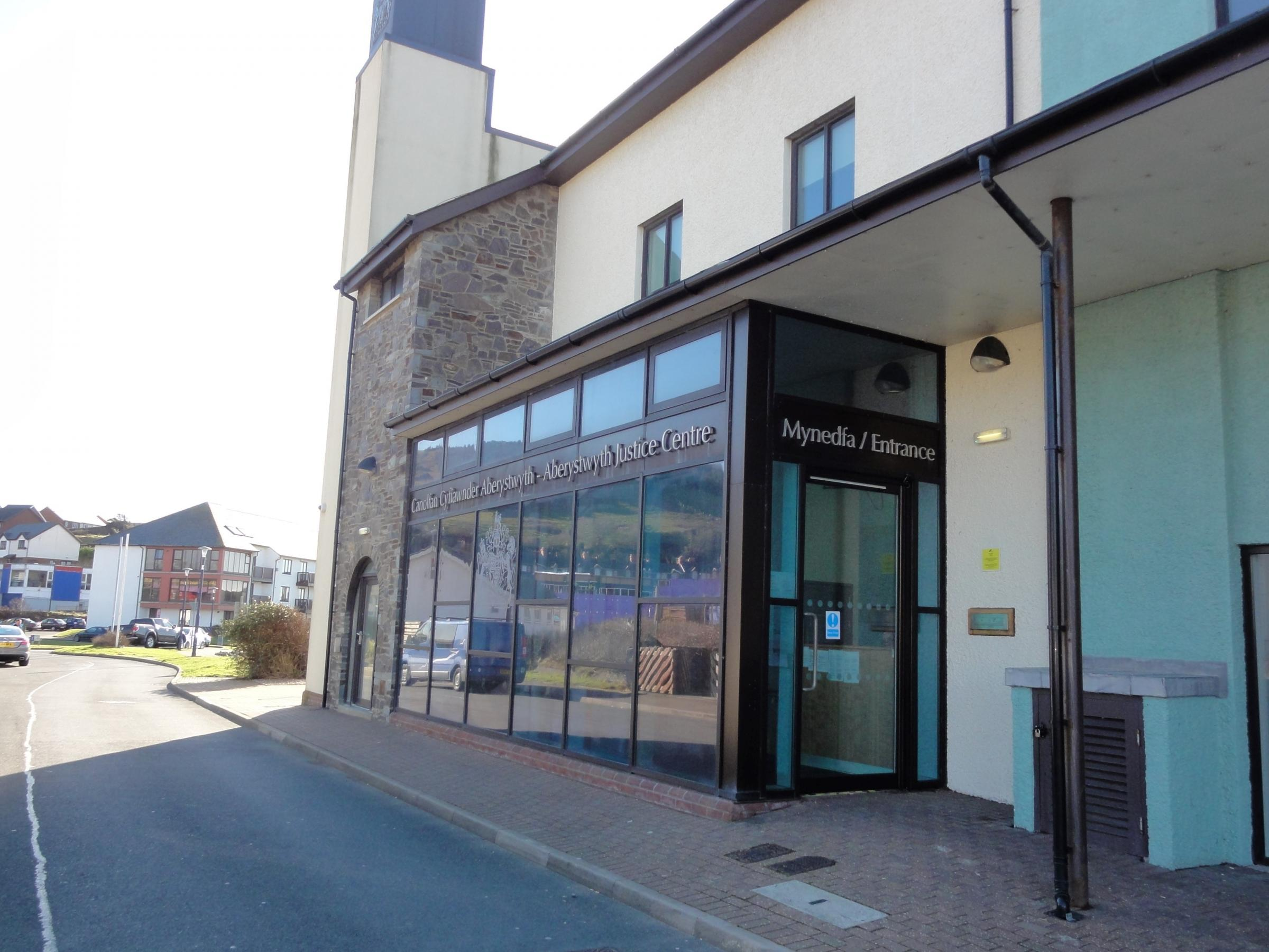 Aberystwyth Justice Centre