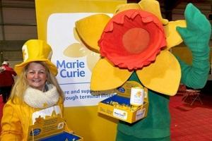 Cancer charity Marie Curie is appealing for your help
