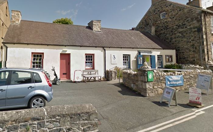 Newport Visitor Centre is currently closed. PICTURE: Google Maps