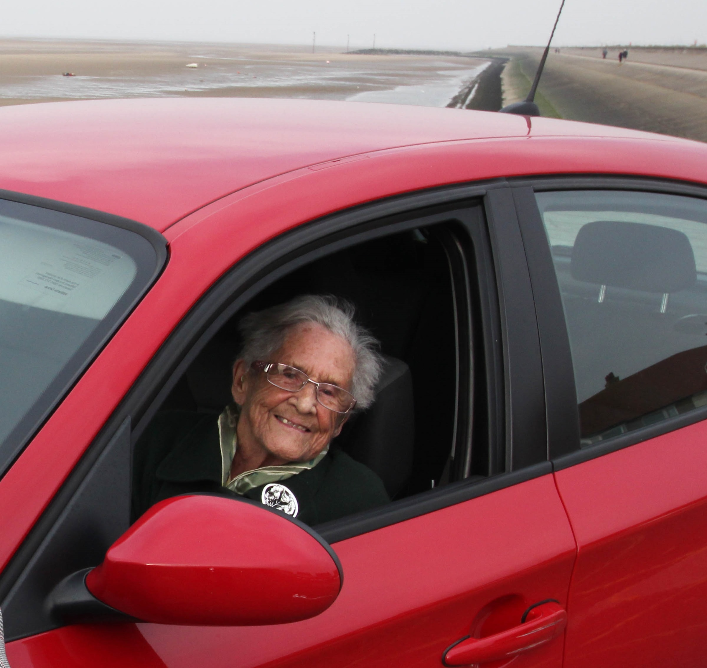Older drivers can brush up on their skills at a special course in Ceredigion