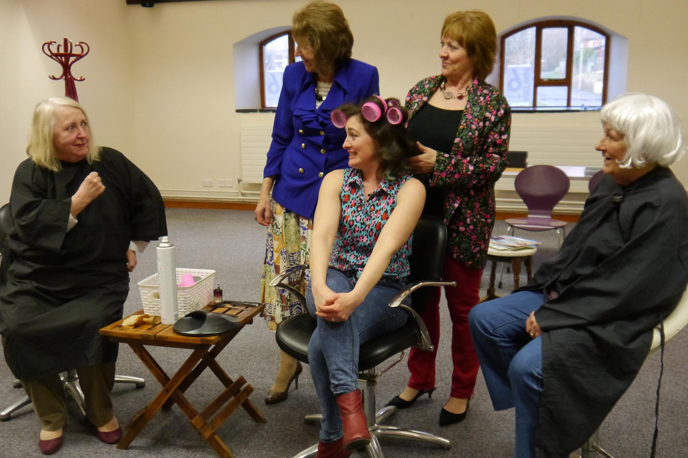 Steel Magnolias is to be staged at Theatr Mwldan by Cardigan Theatre group