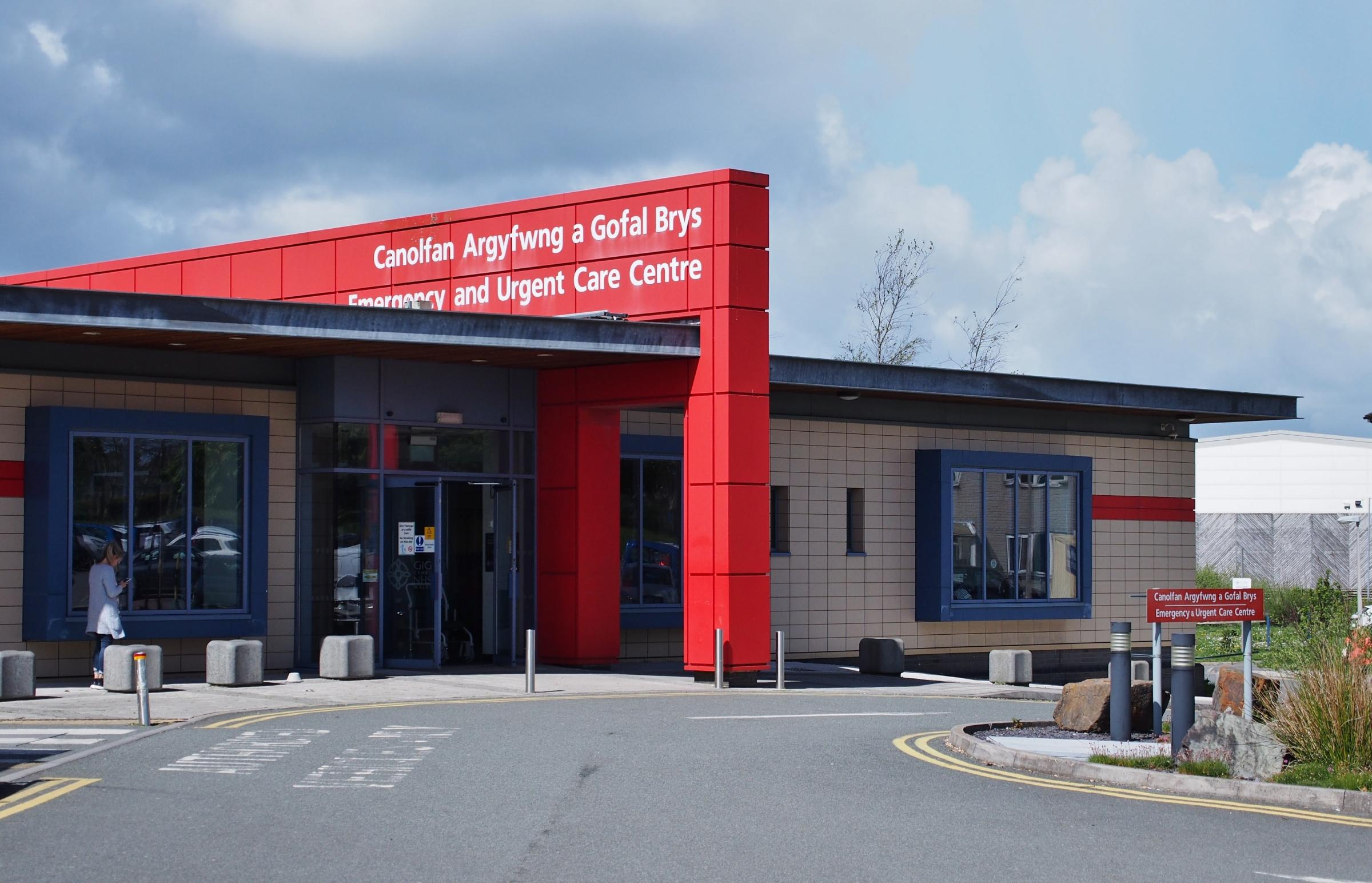 Withybush Hospital could lose its A&E service under Hywel Dda's shake-up plans