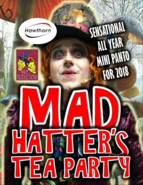 The Mad Hatters Tea Party