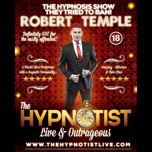 Robert Temple - Comedy Hypnotist