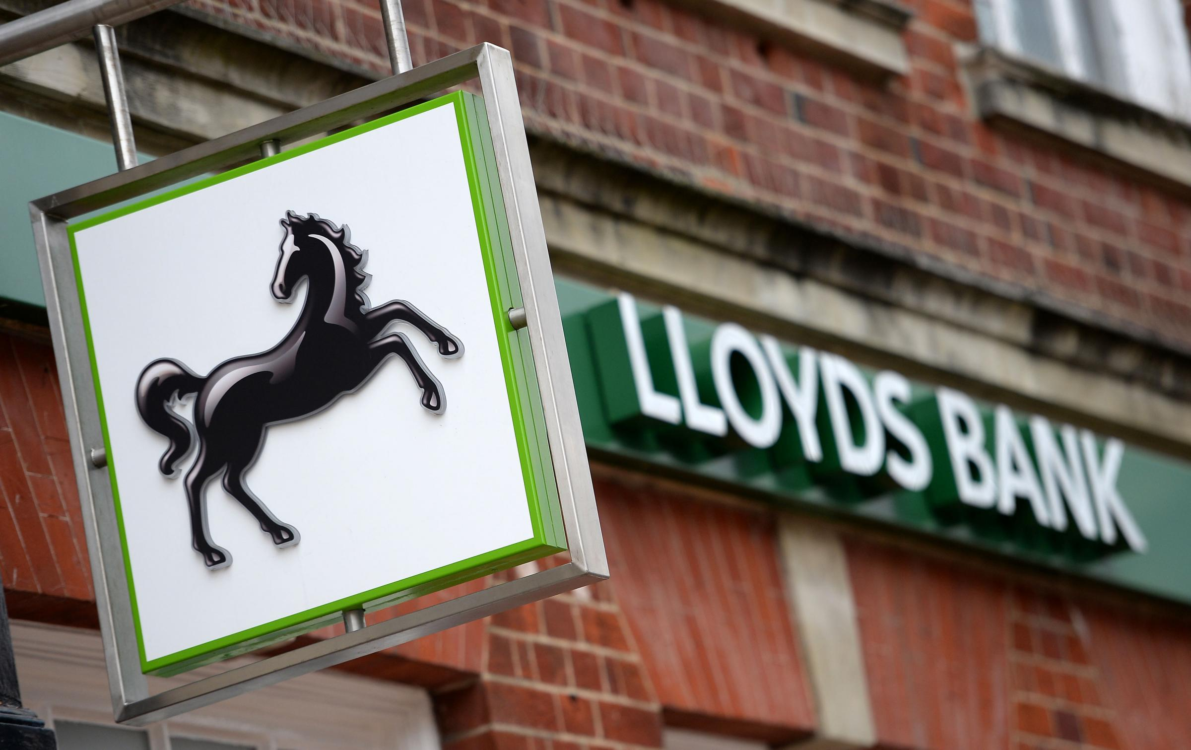 Lloyds Bank rejected a cheque written in Welsh by Cardigan Town Council. PICTURE: PA Wire