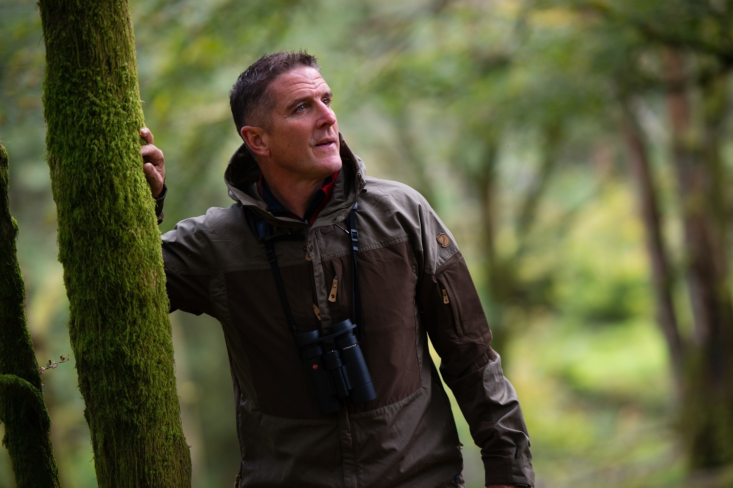 Iolo Williams is heading to Cardigan with his new show. PICTURE: Keith Morris