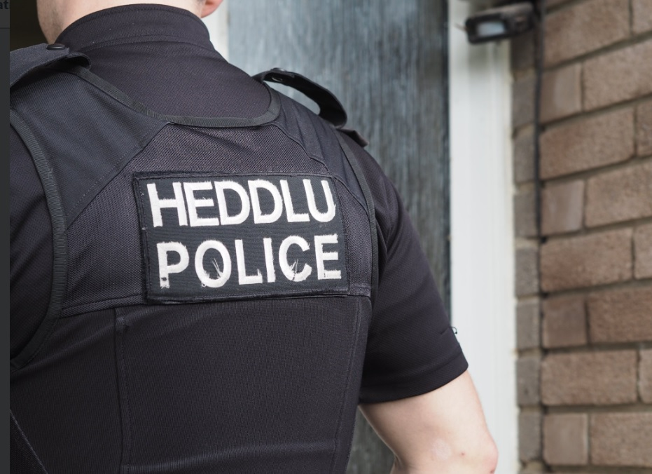 Two men charged with Haverfordwest bus station robbery
