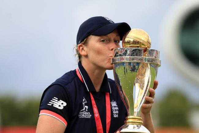 England's Knight happy to downplay T20 World Cup chances