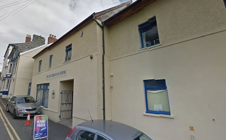 Cardigan Foodbank is based at the New Life Christian Centre on Quay Street. PICTURE: Google Maps